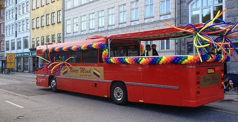 partybus - polterabend københavn